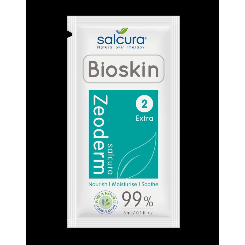 Bioskin Зеодерм - възстановяващ овлажняващ крем 3 мл - Тестер