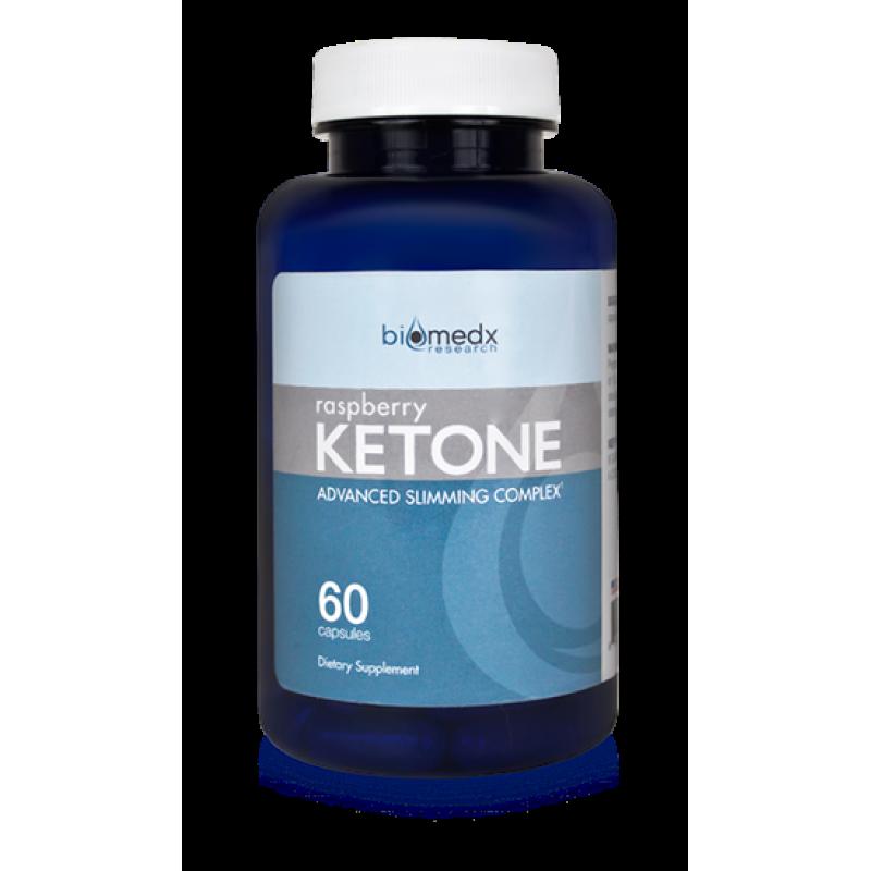 Малинови Кетони - Комплекс за Отслабване 600 мг/60 к