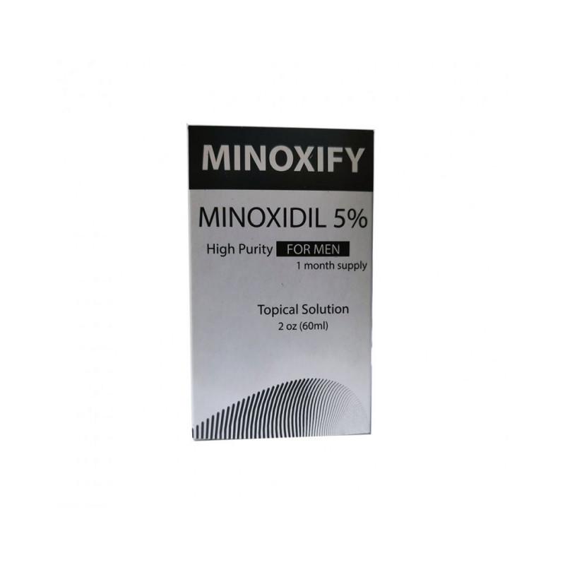 Миноксидил 5% против косопад 60/120/180 мл | Minoxify