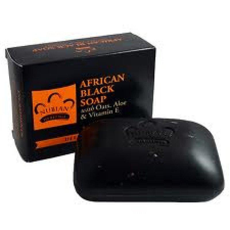 Африкански Био Черен Сапун от Nubian Heritage 141 гр.