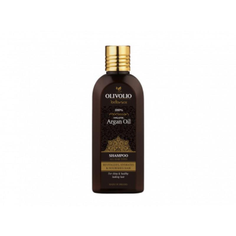 Шампоан с арганово масло за всички типове коса