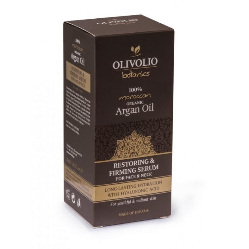 Серум за Лице с Арганово Масло Топ Цена   Olivolio